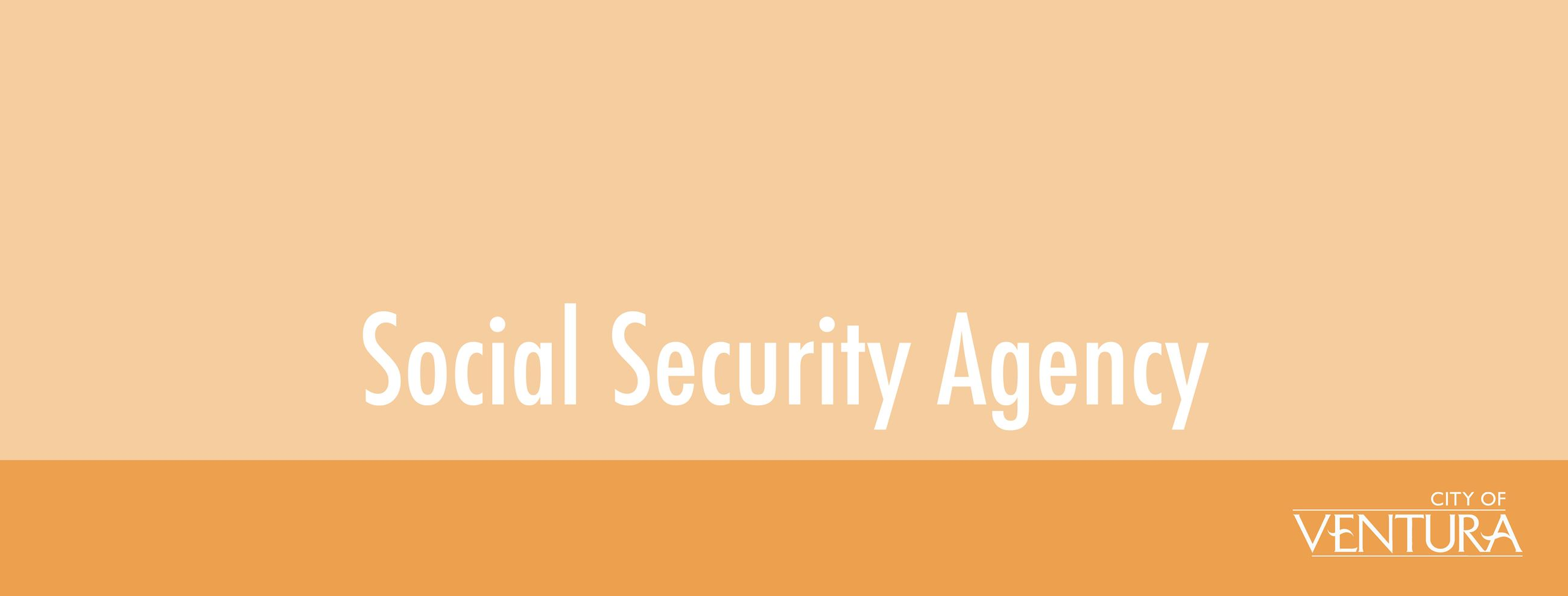 Social Security Agency