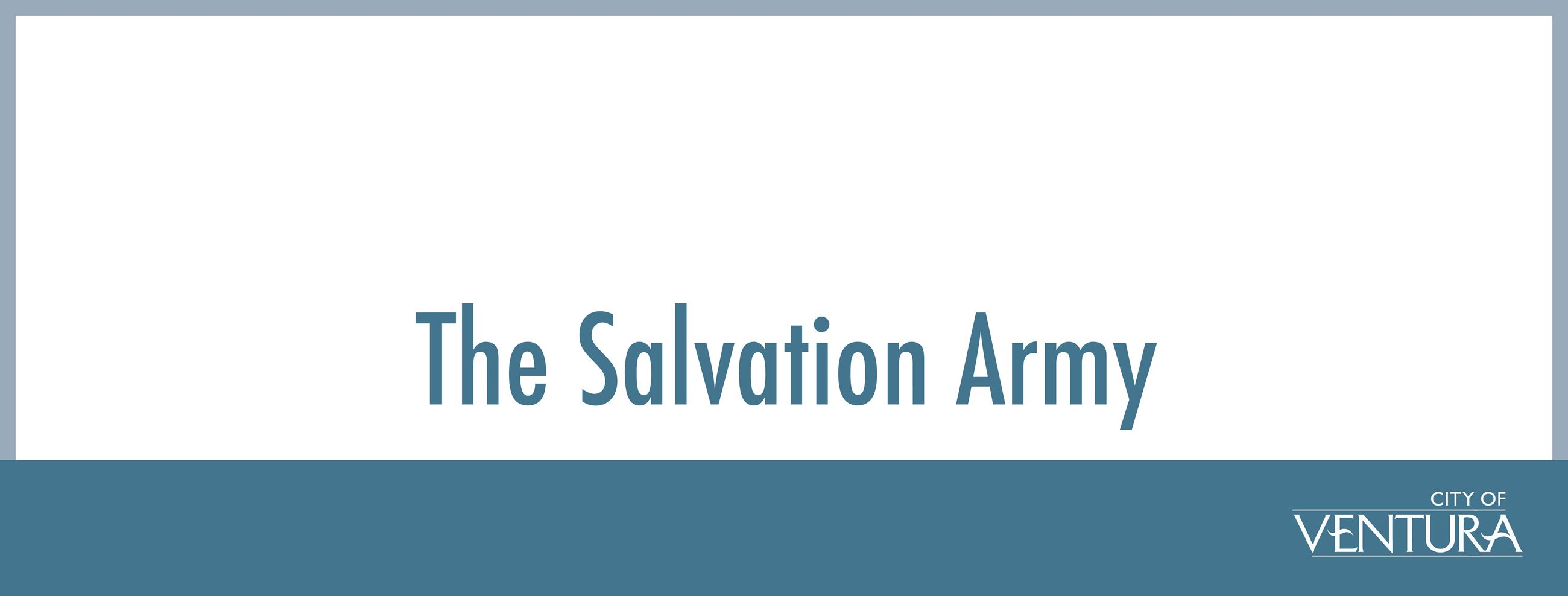 The Salvation Army Health