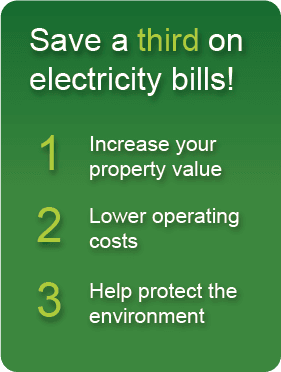 Save a Third on Electricity Bills with Solar Panels