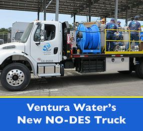 Water NO-DES Truck