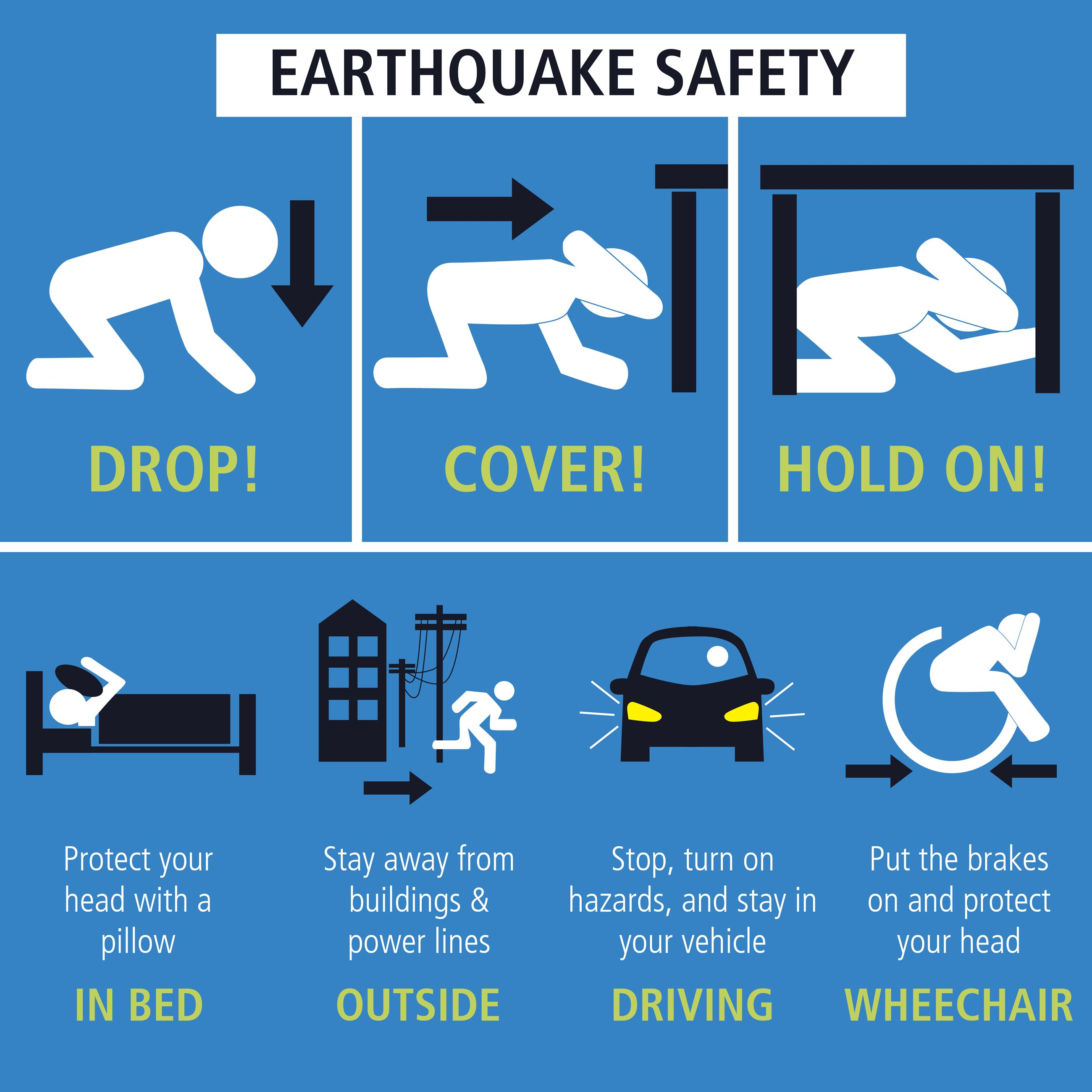 Earthquake Safety Opens in new window